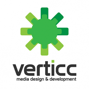 Verticc Media Design and Development Inc. logo