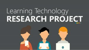Agylia And UWE Launch The Learning Technology Research Project 2016