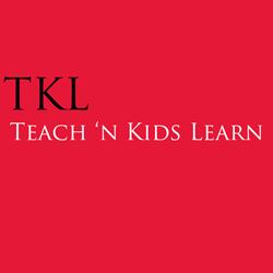 Teach n' Kids Learn (TKL) logo