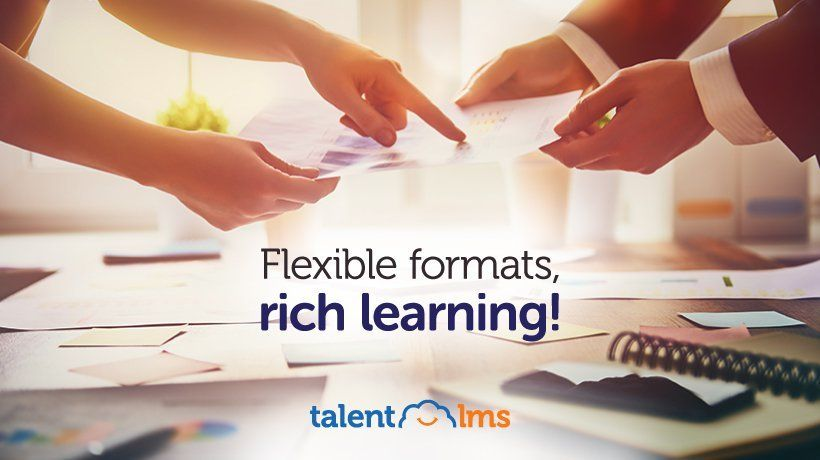 Files In TalentLMS: File Formats, Size, Flexibility!