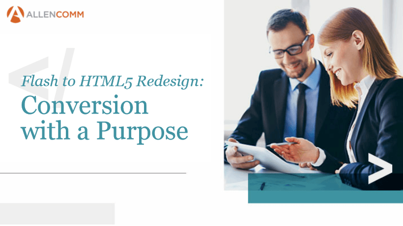 Free eBook – Flash To HTML5 Redesign: Conversion With A Purpose
