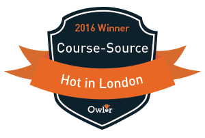 Course-Source Named Owler 'HOT In 2016' Winner In London