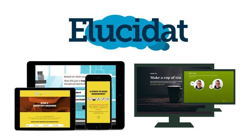 5 eLearning Examples Created With Elucidat (2016)