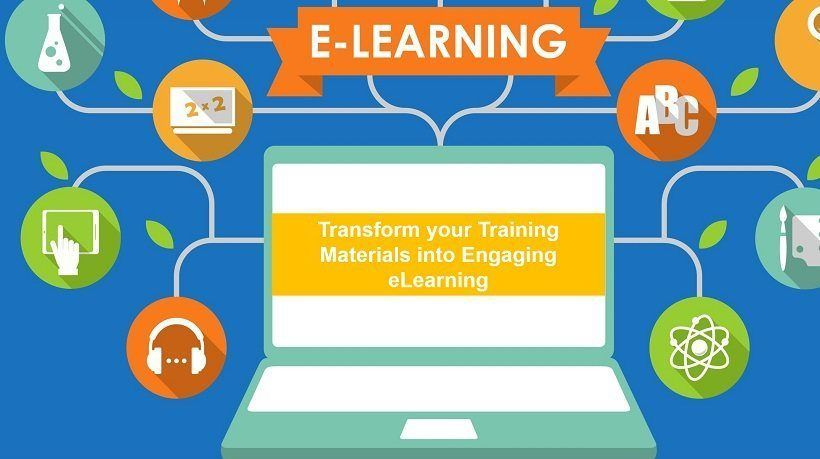 5 Tips To Transform Your Training Materials Into Engaging eLearning