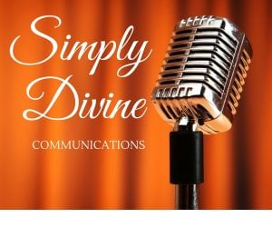 Simply Divine Communications logo