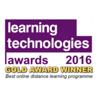 Gold For MLA College And Agylia At Learning Technologies Awards