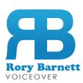 Rory Barnett Voiceovers logo