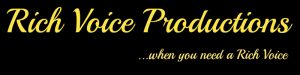 Rich Voice Productions logo