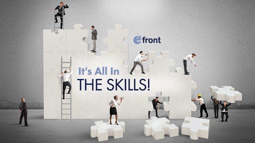 Know Your Staff: Skills Management In eFrontPro
