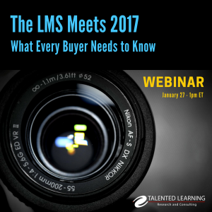 Learning Tech Analyst John Leh To Examine 2017 LMS Market Trends At Webinar