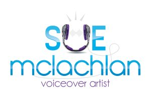 Sue McLachlan - Voiceover Artist logo