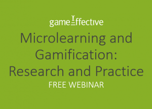 Microlearning And Gamification: What Research Tells Us