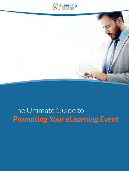 eBook Release: The Ultimate Guide to Promoting Your eLearning Event