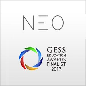 NEO LMS Was Selected As A Finalist For The GESS Education Awards