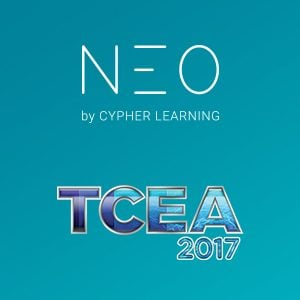 NEO Will Be Exhibiting At TCEA 2017 In Austin