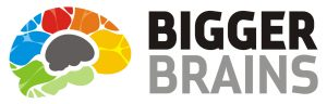Bigger Brains logo