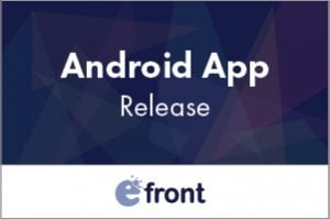 Epignosis eLearning Solutions Releases Native eFrontPro App For Android