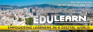 EDULEARN17 - International Conference On Education & Learning Technologies