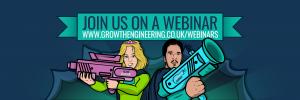 Growth Engineering's Super Webinar Series!