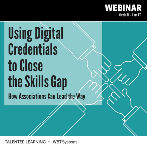Learning Tech Experts To Discuss How Digital Badges Bridge Skills Gap