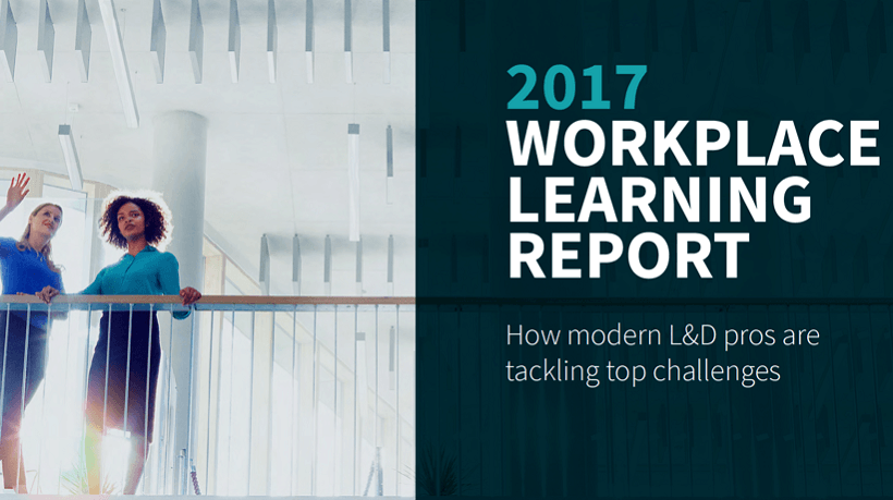 5 Highlights From LinkedIn's 2017 Workplace Learning Report