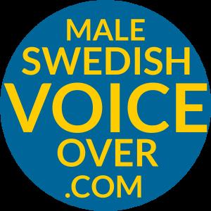 Male Swedish Voice-Over Nils Östergren logo