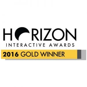Designing Digitally Wins Four Horizon Interactive Awards