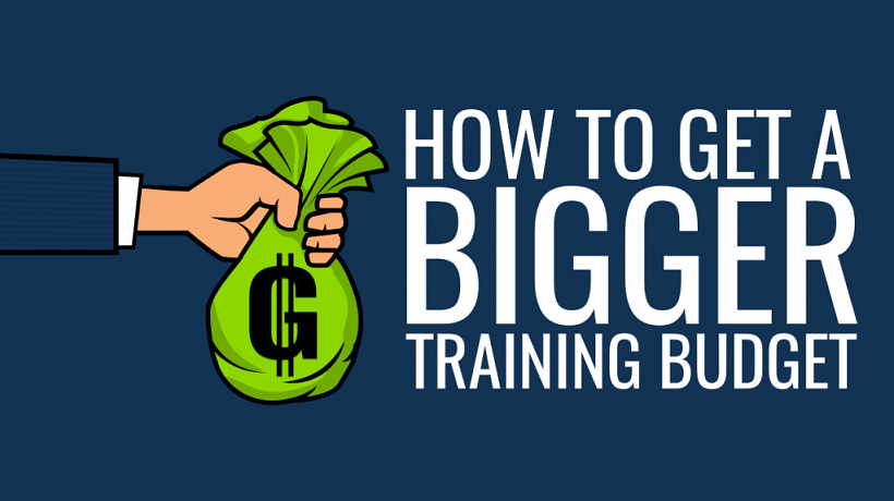 6 Arguments To Get A Bigger Training Budget
