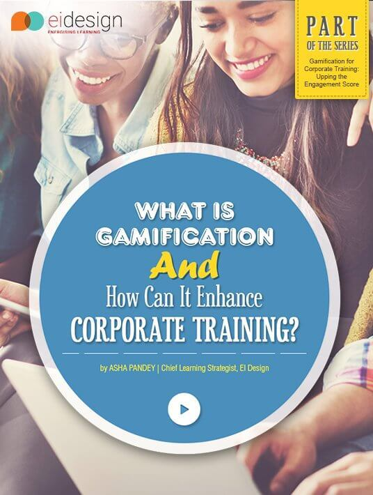 Free Ebook: What Is Gamification And How Can It Enhance Corporate Training