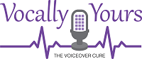 Vocally Yours, LLC logo