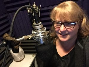 Kim Somers Voice Overs logo