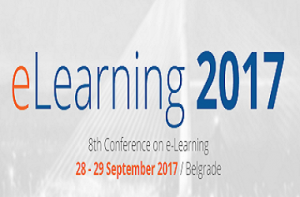 8th International Conference On eLearning 2017