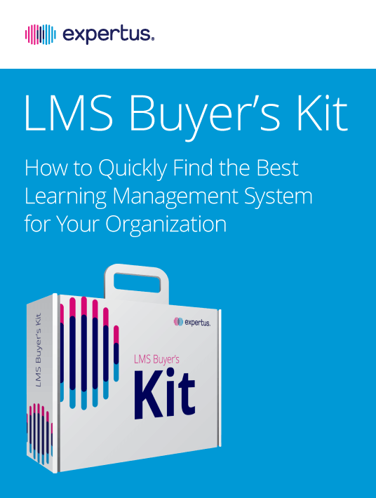 Free Ebook: LMS Buyer's Kit: How To Quickly Find The Best LMS For Your Organization