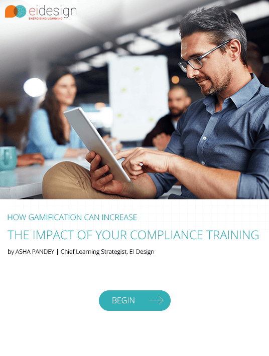 Free Ebook: How Gamification Can Increase The Impact Of Your Compliance Training