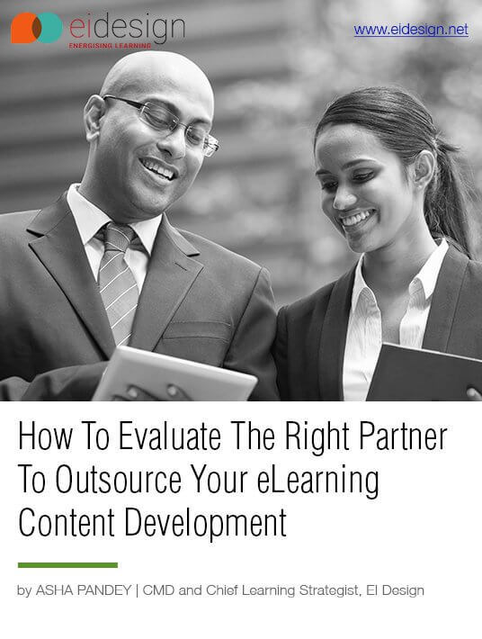 How To Evaluate The Right Partner To Outsource Your eLearning Content Development