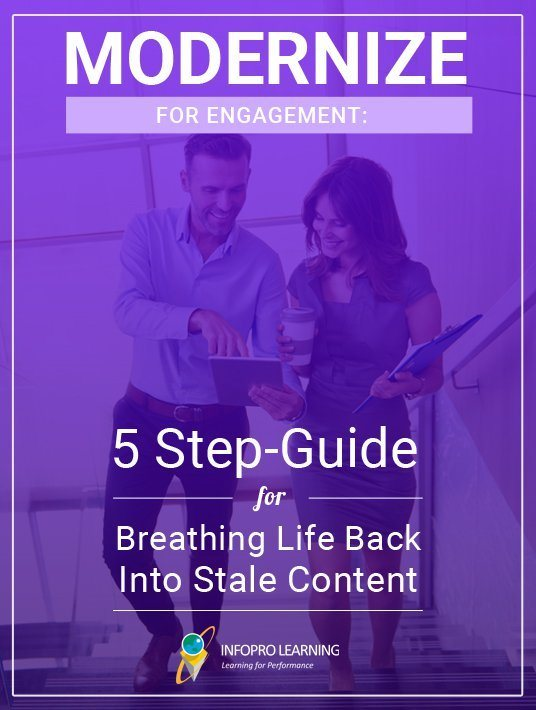 Modernize For Engagement: 5-Step Guide For Breathing Life Back Into Stale Content