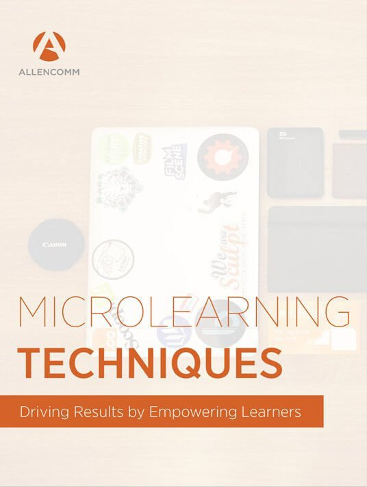 Free Ebook: Free eBook - Microlearning Techniques: Driving Results By Empowering Learners
