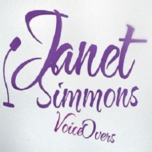 Janet Simmons Voiceovers logo