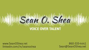 Sean O. Shea logo