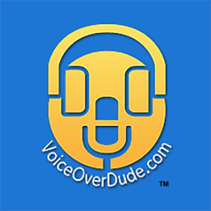 VoiceOverDude logo
