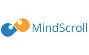 MindScroll logo