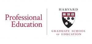 Professional Education at Harvard Graduate School logo