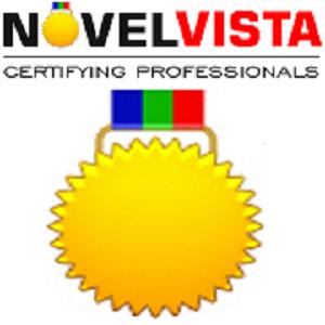 NovelVista Learning Solution logo