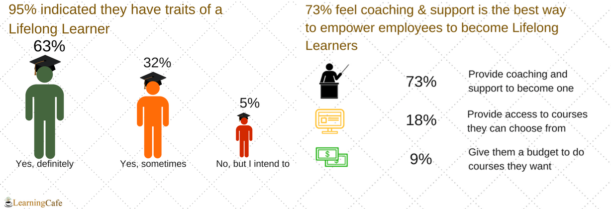 Lifelong Learning in the Workforce - Survey Results