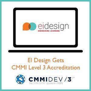 EI Design Gets CMMI Level 3 Accreditation
