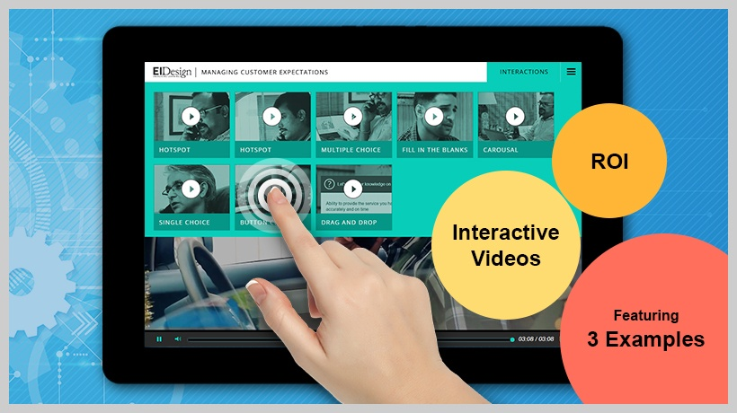 How Can You Improve Your Corporate Training ROI Through Interactive Videos – Featuring 3 Examples