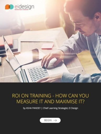 ROI On Training - How Can You Measure It And Maximise It