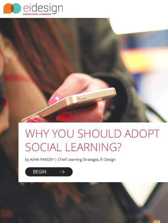 Free Ebook: Download the free eBook Why You Should Adopt Social Learning