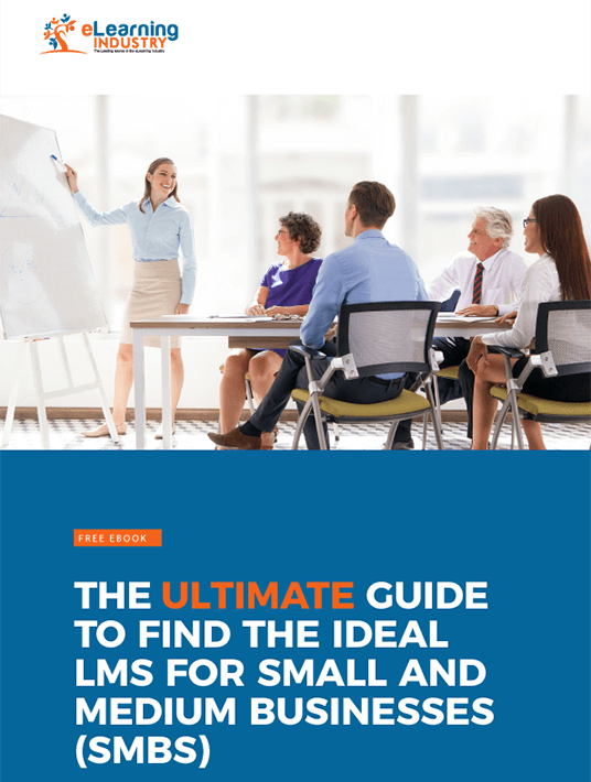 Free Ebook: Get a Free eBook to find the ideal SMB Learning Management System!