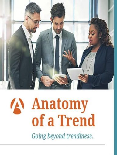 2017 Anatomy Of A Trend eBook